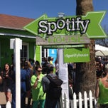 Photo taken at Spotify House by Esben on 3/14/2013