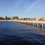 Photo taken at Cape Coral Beach at Yacht Club Community Park by Sergey on 12/31/2012
