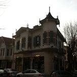 Photo taken at İstasyon Caddesi by Emrah K. on 2/18/2013