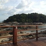 Photo taken at Mutiara Burau Bay Beach Resort by Fizz M. on 12/28/2012