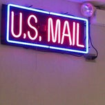 Photo taken at CMU Post Office (across From Bookstore) by Rachel S. on 1/22/2013