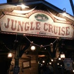 Photo taken at ジャングルクルーズ (Jungle Cruise) by Anthony N. on 5/1/2013