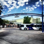 Photo taken at Sun Tran Ronstadt Transit Center by Angel S. on 8/23/2013