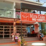 Photo taken at Mira Cake House by Nany A. on 3/25/2013
