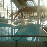 Photo taken at Thermae 2000 by Anne-Marie S. on 10/26/2012