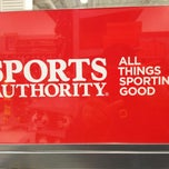 Photo taken at Sports Authority by Khrishna M. on 5/6/2013