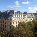 Photo taken at Centre Atteac Haussmann by Chrissy C. on 10/24/2013