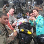 Photo taken at Delta Force Paintball - Upminster by Sabina on 3/23/2014