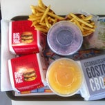 Photo taken at McDonald's by Alef on 9/4/2012