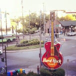 Photo taken at Hard Rock Cafe Nashville by Vintage B. on 9/19/2012
