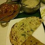 Photo taken at Konark Restaurant by Abhinav S. on 4/23/2014