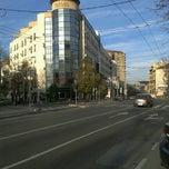 Photo taken at Takovska by Iva T. on 11/4/2012