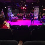 Photo taken at Stages Repertory Theater by Jaken H. on 12/14/2014