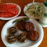 Photo taken at Kırkpınar Kasap Restaurant by Betül E. on 10/29/2012