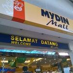 Photo taken at Mydin Mall by Syamil A. on 7/12/2013