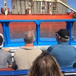Photo taken at Willamette Jet Boat Tours by Mary Kay P. on 9/3/2014