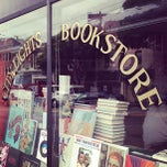 Photo taken at City Lights Bookstore by Sonja on 4/25/2013