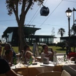 Photo taken at Teleférico do Funchal by Inna M. on 1/1/2013