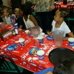 Photo taken at Chuck E. Cheese's by TOMMY G. on 4/19/2015