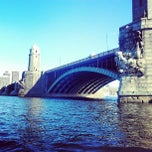 Photo taken at Charles River by Carolina P. on 4/6/2013