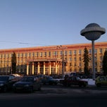 Photo taken at ВГУ by Oxana V. on 3/28/2013