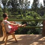 Photo taken at Bunyonyi Overland Resort by www.nereyekacsak.com on 4/6/2015