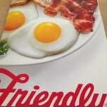 Photo taken at Friendly's by Lucky on 2/10/2013