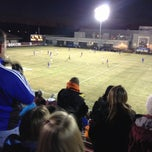 Photo taken at Thompson Field by Korine on 11/29/2013