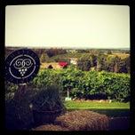 Photo taken at Chateau Chantal Winery Inn by Ken T. on 9/16/2012