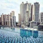Photo taken at Hard Rock Hotel Panama Megapolis by Jaime D. on 6/22/2013