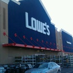 Photo taken at Lowe's Home Improvement by Volodymyr S. on 4/25/2013