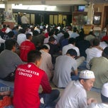 Photo taken at Al Taqua Mosque by Ian Supian H. on 1/4/2013