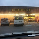Photo taken at Dollar General by Brandy B. on 2/25/2013