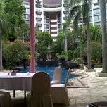 Photo taken at Novotel Surabaya Hotel and Suites by juragan opik y. on 12/12/2012