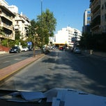 Photo taken at Μιχαλακοπούλου by Tzortzis on 10/26/2012