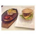 Photo taken at Big Better Burgers by Shiela Ann N. on 4/13/2015