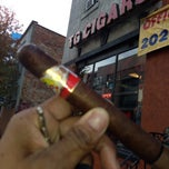 Photo taken at TG Cigar by Melvin Bossman R. on 11/14/2013