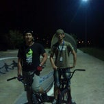 Photo taken at The Jungle Skatepark, Likas by MukGui C. on 9/17/2012