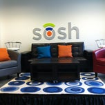 Photo taken at @getsosh by Kera on 4/17/2013