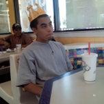 Photo taken at Burger King by Ivan G. on 7/14/2013