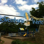 Photo taken at Adventure World (Cross-Timbers Park) by j on 4/21/2013
