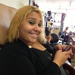 Photo taken at Ewa Hair And Nail Salon by Ester on 12/10/2012