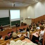 Photo taken at VU Medische Faculteit by Jeroen W. on 9/1/2014