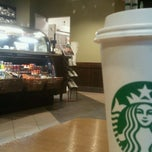 Photo taken at Starbucks by Philip S. on 3/12/2013