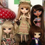 Photo taken at Jolie Doll by Maria on 4/13/2013