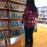 Photo taken at Fayetteville Free Library by So Youn on 11/19/2012