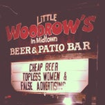 Photo taken at Little Woodrow's by Stephanie B. on 6/16/2013