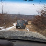 Photo taken at Rausch Creek Off Road Park by Marc F. on 12/1/2013