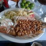 Photo taken at Solo Veracruz es Bello by Tania V. on 1/13/2013