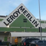 Photo taken at Leroy Merlin by Carolina B. on 2/12/2013